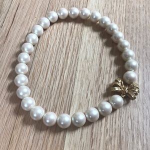 Kate Spade - Faux pearl necklace